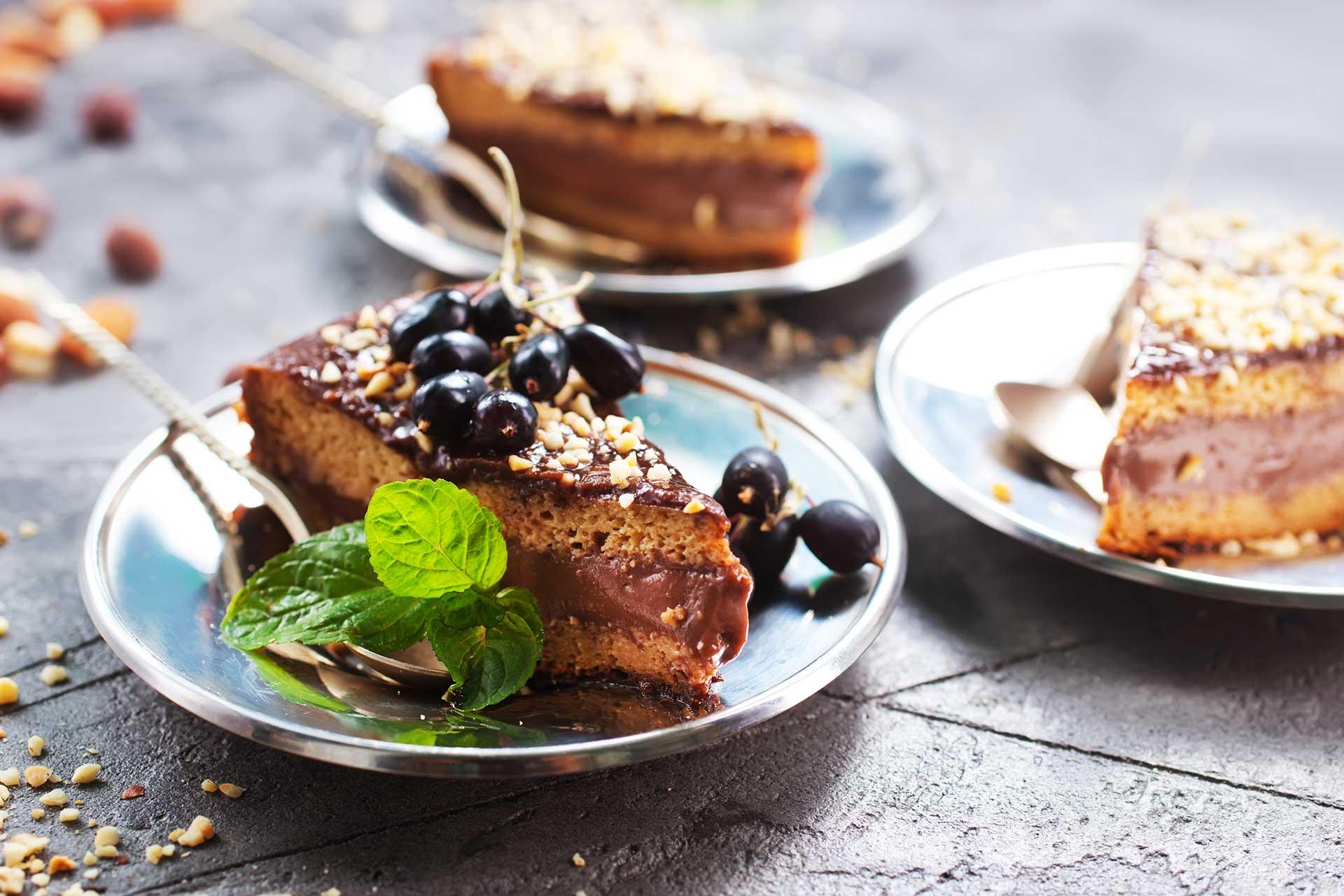 java desserts